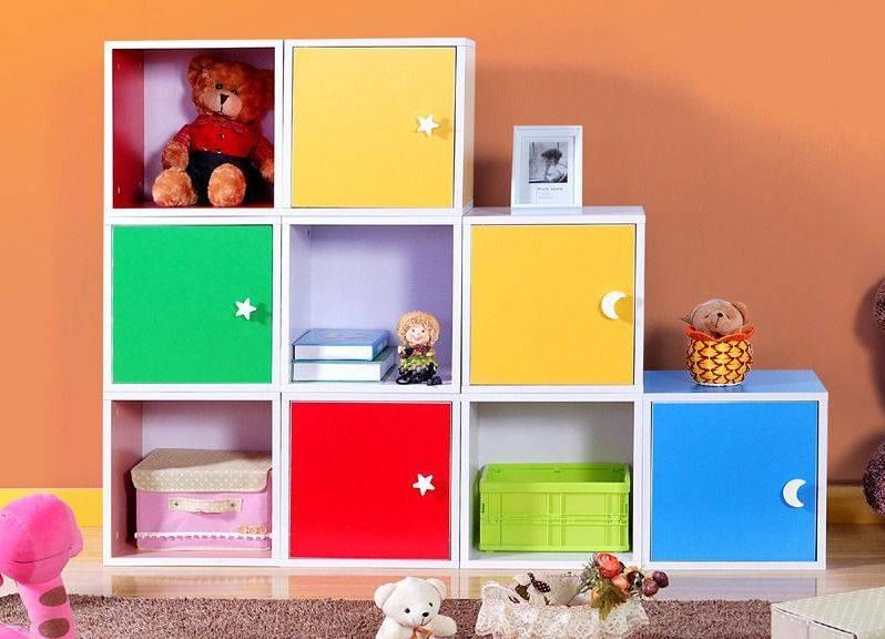 10 советов по выбору шкафа для детской комнаты