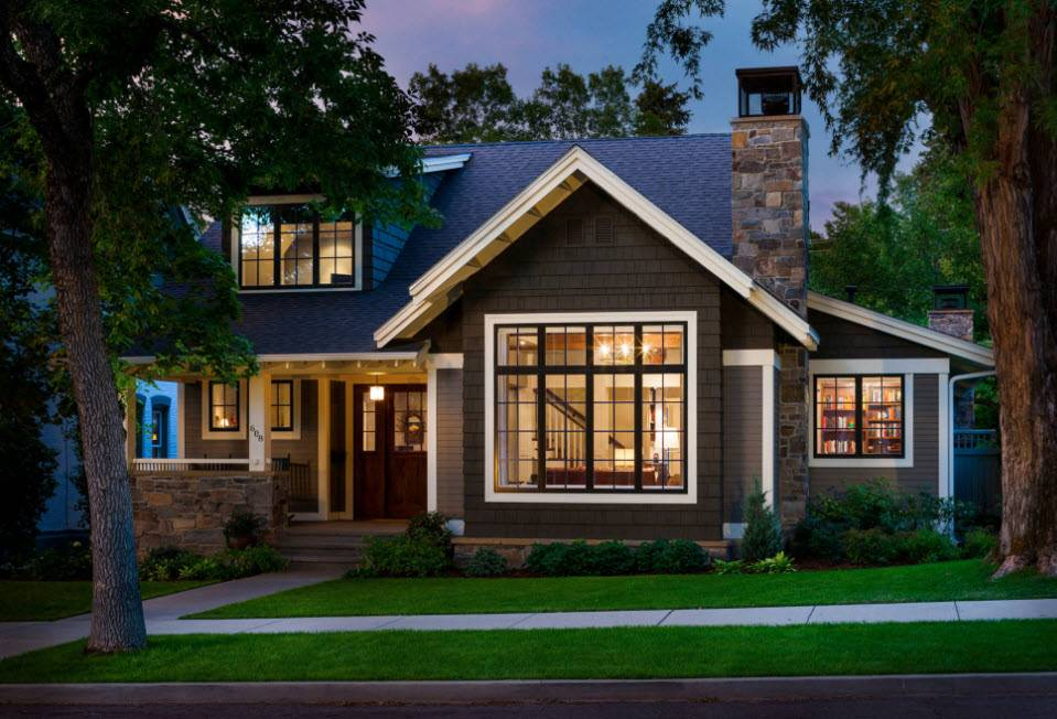 Дом в классическом стиле — советы выбора проектов для загородных и городских домов (110 фото)