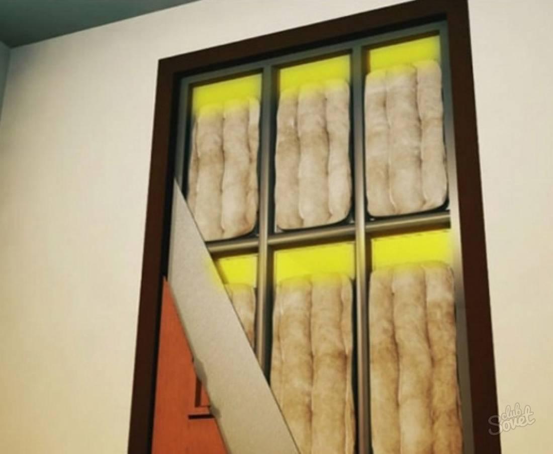 Межкомнатные двери с шумоизоляцией ( звукоизоляция квартиры ) - выбор или создание своими руками