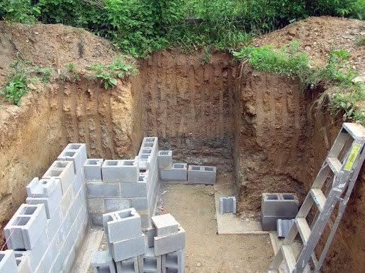 Строительство погреба своими руками: пошаговая инструкция, видео