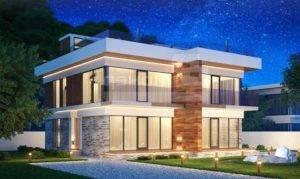 Топ-50 лучших проектов домов-шалашей   (фото & видео)