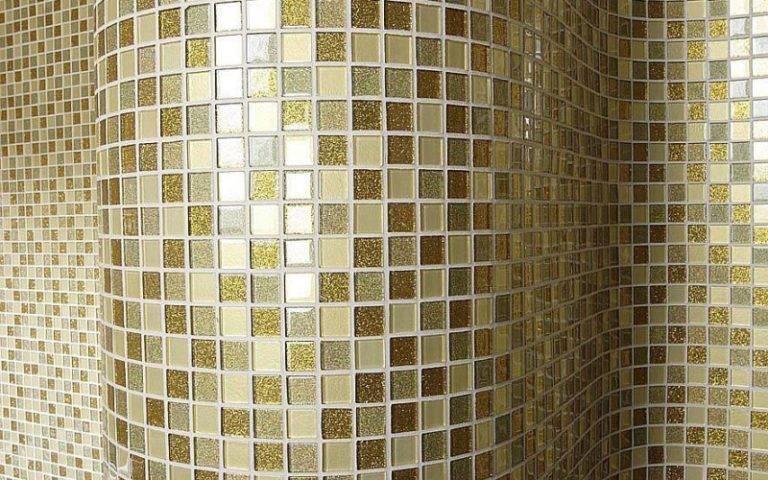 Мозаика в интерьере / ceramic mosaic