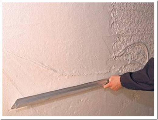 Правила отделки стен гипсовой штукатуркой