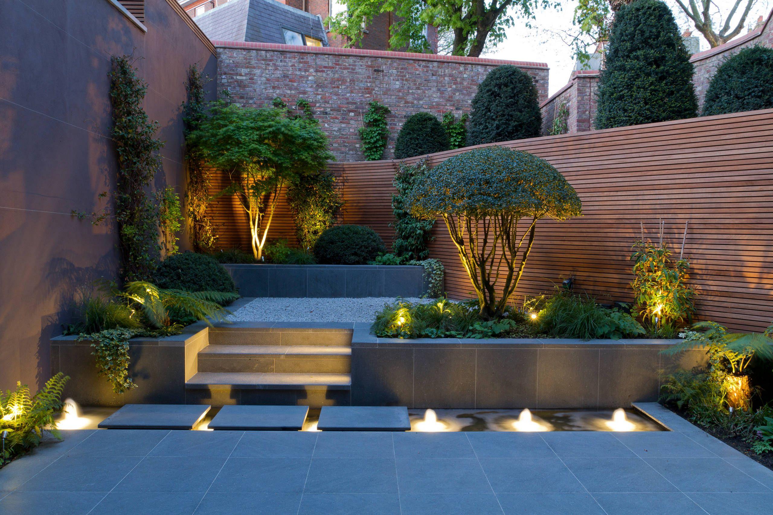Ландшафтный дизайн сада. Самые красивые идеи оформления приусадебного участка