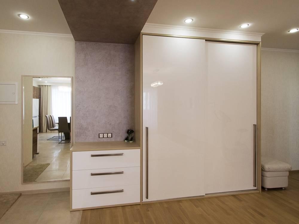 Распашной шкаф в прихожую, каких вариантов бывает, а также их отличие