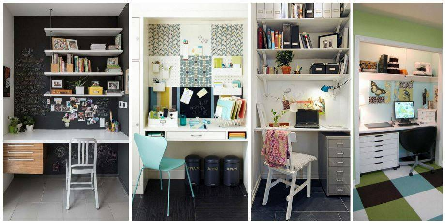 Дизайн интерьера офиса в разных стилях
