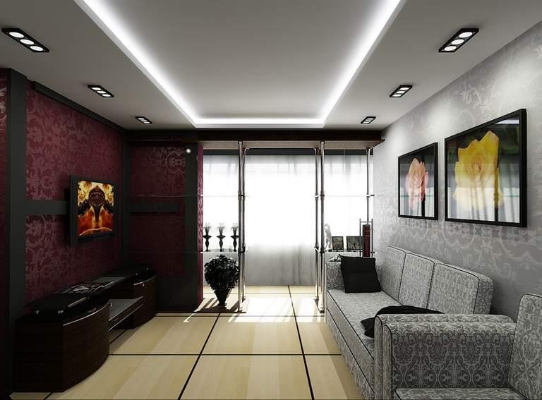 Дизайн потолка из гипсокартона в прихожей (43 фото): подвесные гипсокартонные варианты в коридоре