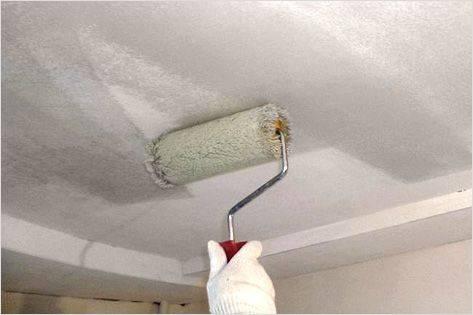 Штукатурка потолка:  как штукатурить стены своими руками, что лучше натяжной потолок, вариант под покраску или штукатуренный, как правильно наносить смесь