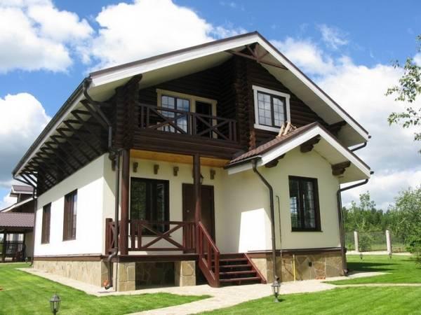 Плюсы и минусы комбинированных домов: золотая середина или неоправданные затраты