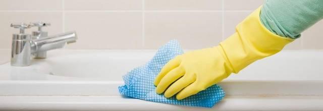 Чем чистить акриловую ванну в домашних условиях? проверенные способы