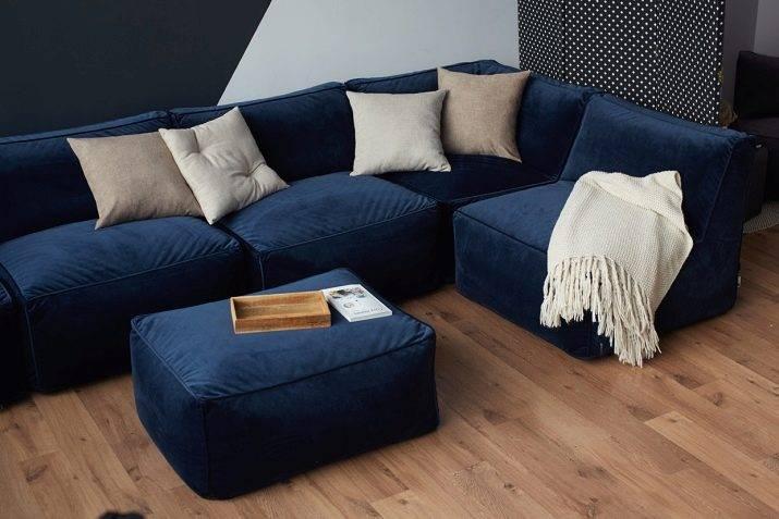 Модульные диваны: как выбрать и с чем лучше сочетать? (140 фото)