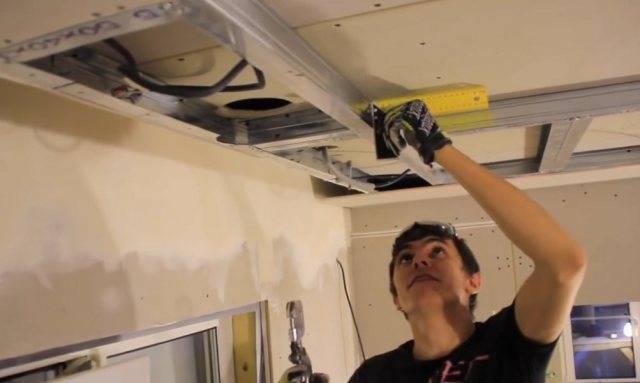 Парящий потолок - от а до я