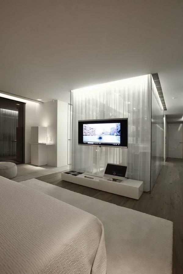 Телевизор в интерьере: дизайн зоны тв и лучшие варианты оформления