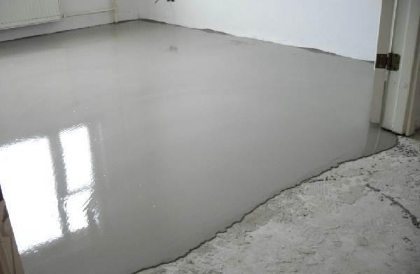 Наливные полы на кухне - альтернатива плитке или пустая трата денег?