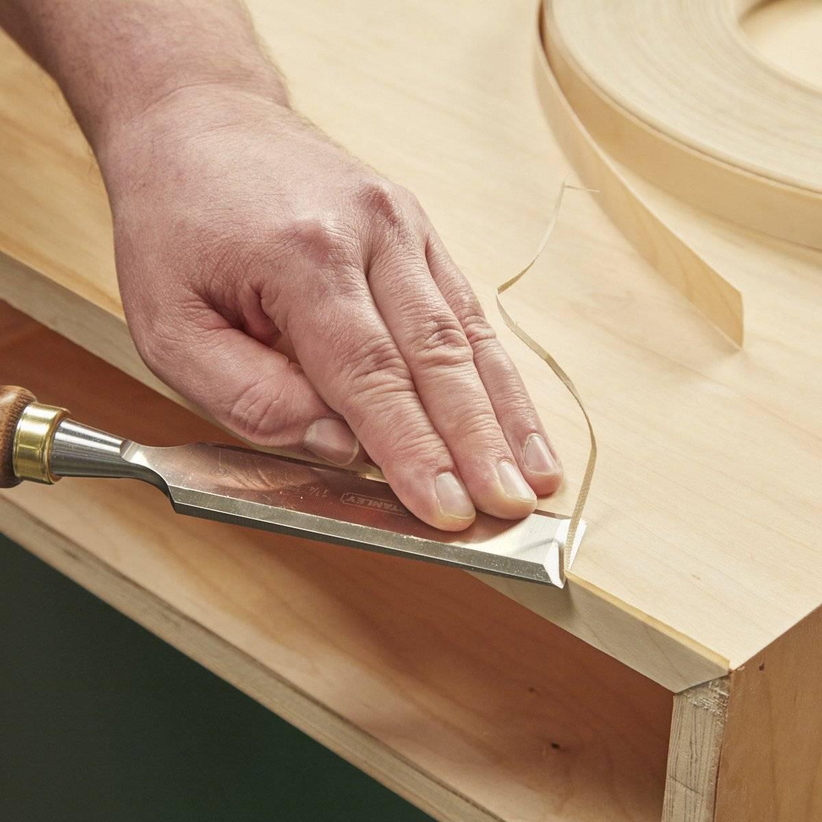 Лайфхаки для работы с деревянными элементами