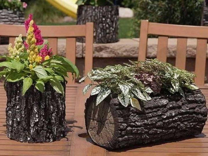 Как самостоятельно сделать вазон из бетона?