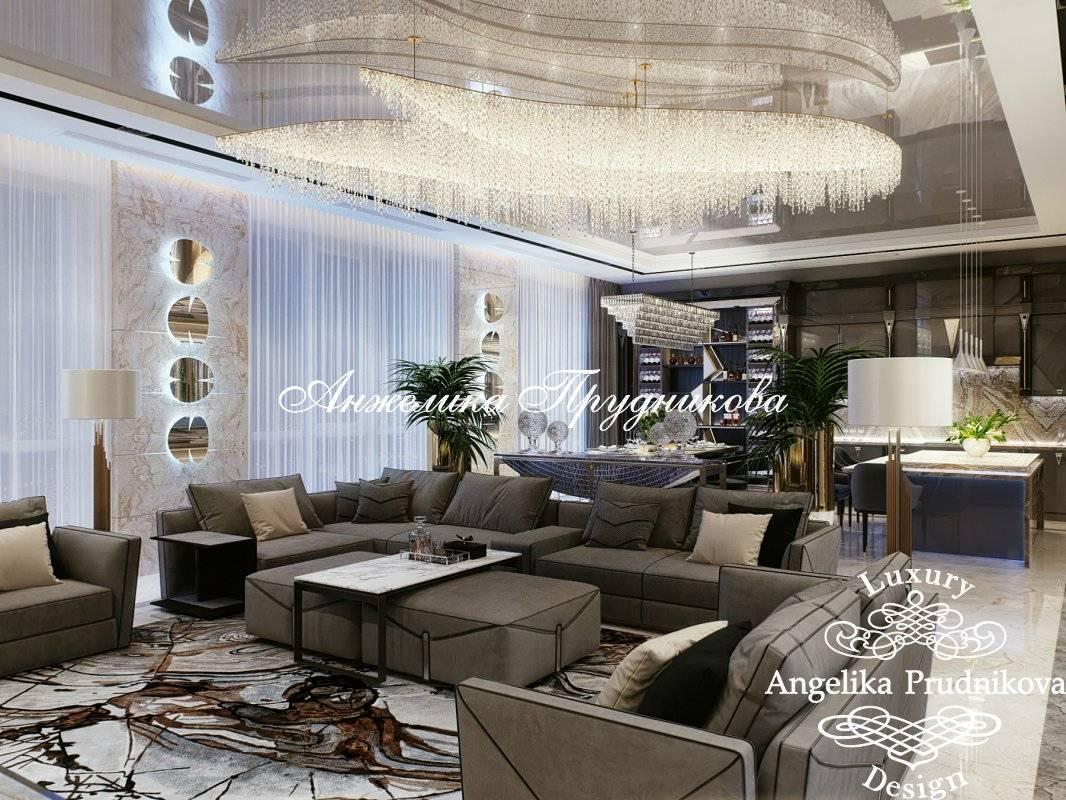 Гостиная с камином - 69 фото красивого оформления уютного дизайна