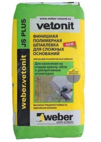 Сравнение шпатлевок от sheetrock, knauf, vetonit - как выбрать лучшую шпаклевку?