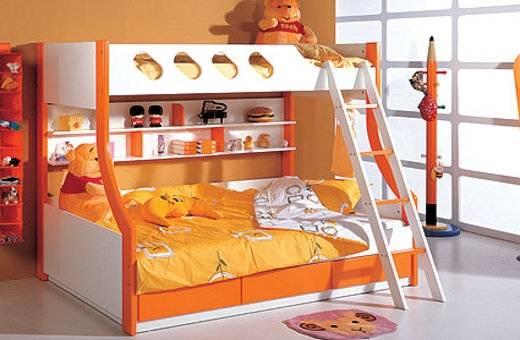 Что лучше купить двухъярусную кровать или две обычные | в чем разница