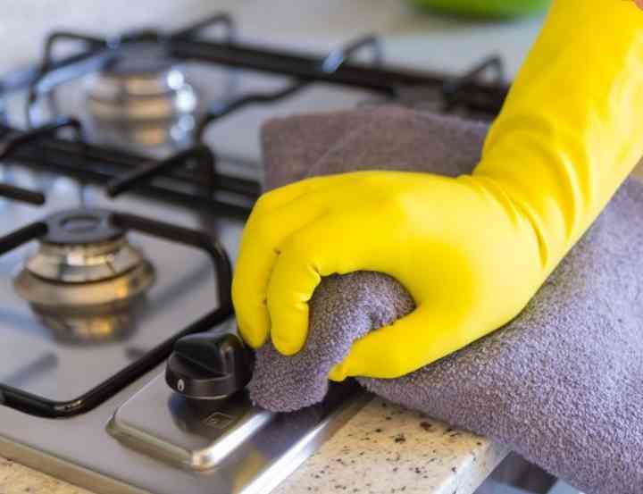 Как убрать кухню до блеска: лайфхаки и план уборки