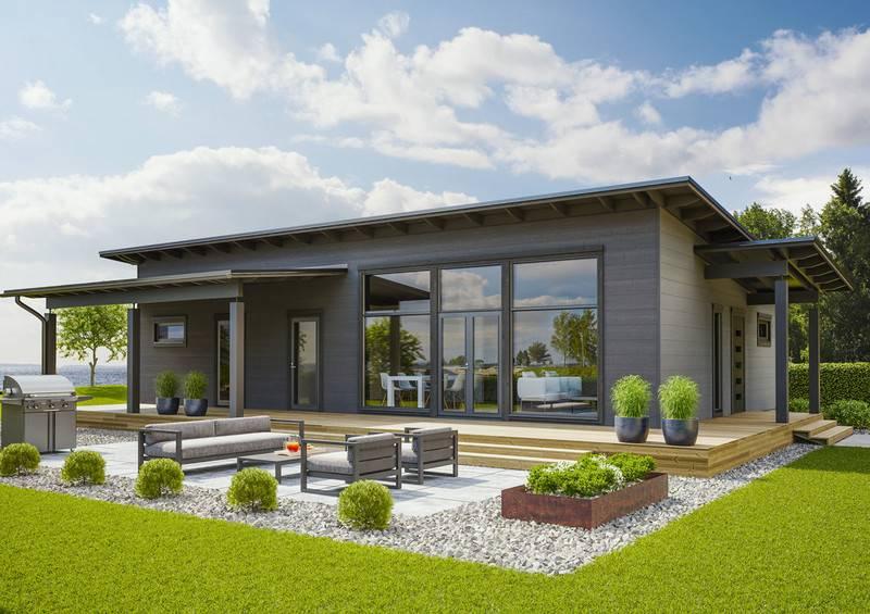 Энергоэффективный дом: разъясняем по пунктам