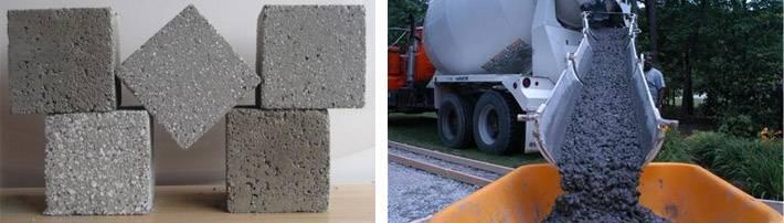 Как определить класс и марку бетона?