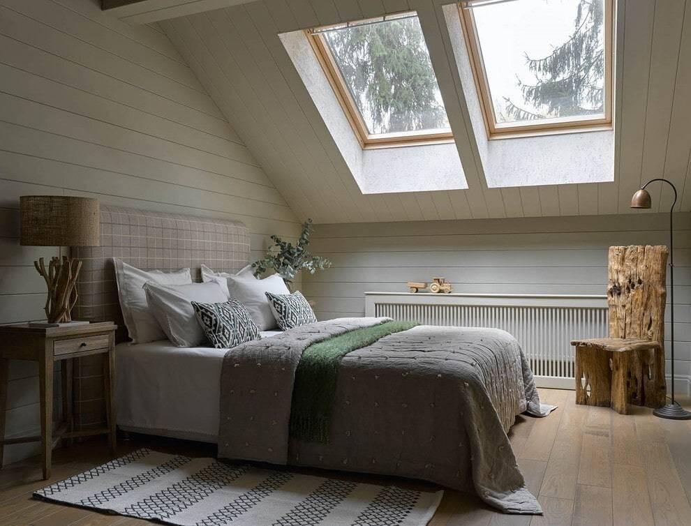 Дизайн спальни в частном доме — 150 фото красивых и нестандартных идей оформления