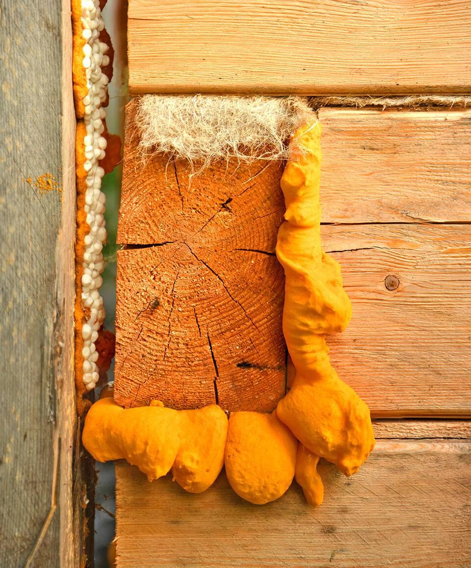 Сколько времени сохнет монтажная пена при монтаже дверей