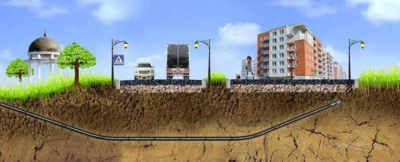 Прокладка кабеля в земле: нормы, правила