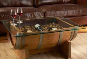 Как сделать мини бар для хранения алкоголя в гостиной
