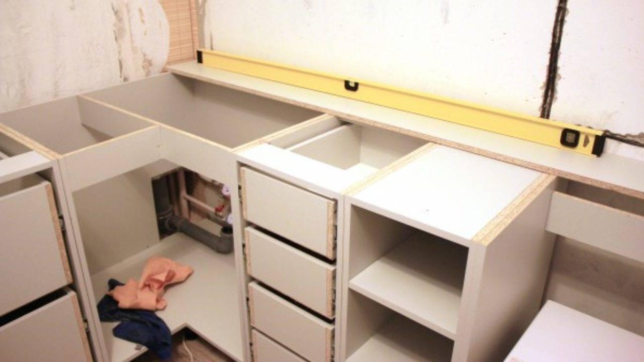 Кухонная мебель по готовым чертежам с размерами: изготовление и декорирование своими руками - remontkit