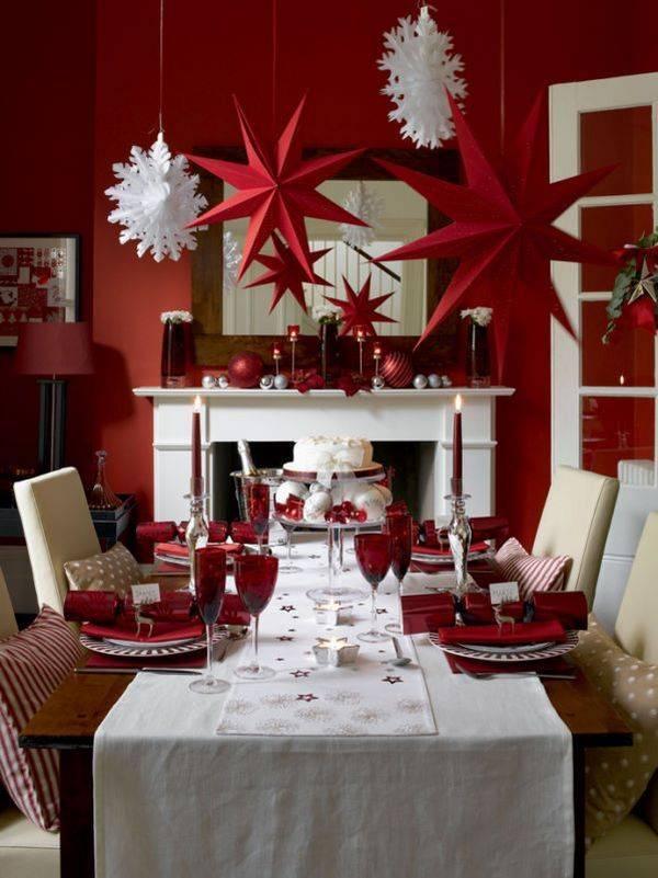 Сервировка и украшение новогоднего стола 2021 – самые красивые идеи!