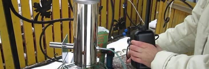 Как сделать своими руками дымогенератор для холодного копчения: видео, чертежи и советы умельцев