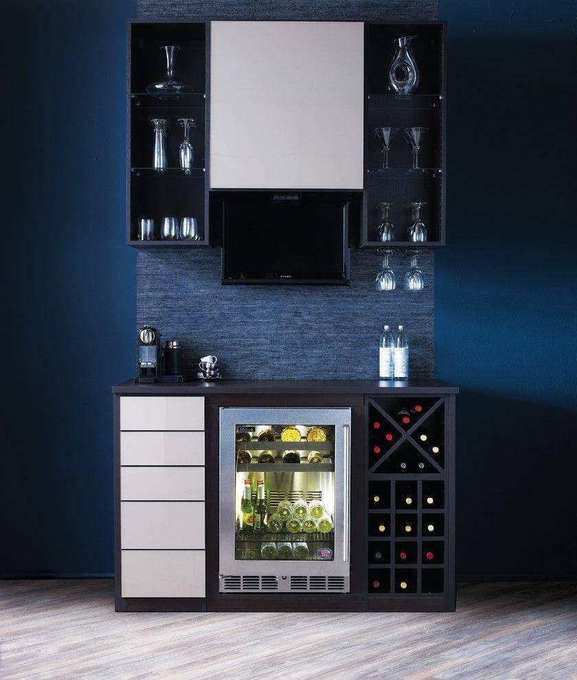 Домашний мини бар своими руками в интерьере кухни и гостиной, что нужно и как сделать в домашних условиях