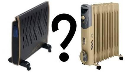 Что лучше и экономичнее: масляный обогреватель или тепловентилятор - сравнительные характеристики