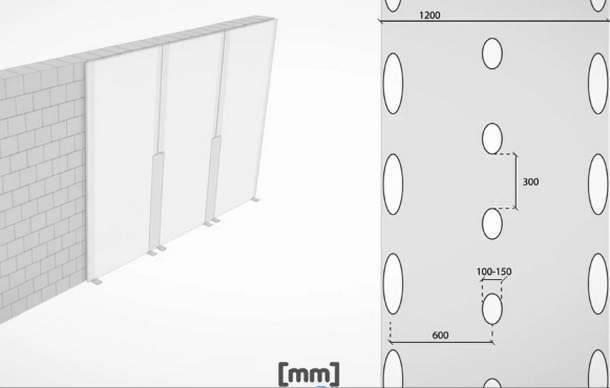 Крепление гипсокартона к стене без профиля, способы установки
