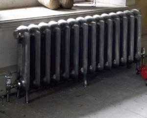 Технические характеристики чугунных радиаторов отопления, их достоинства и недостатки