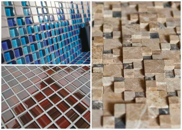 На какой клей клеить мозаику на сетке на гипсокартон