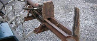 Ручной дровокол (25 фото): как сделать своими руками по чертежам? описание самодельных мини-моделей. особенности конструкции пружинного дровокола