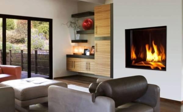 Декоративные дрова для камина, создание полноценной ауры комфорта