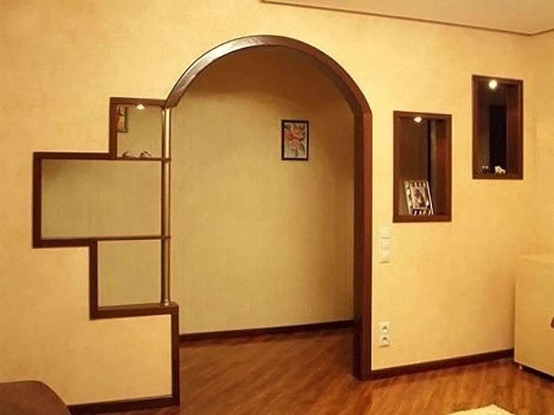 Оформление дверного проема без двери (79 фото): чем отделать межкомнатный проем на кухню и балкон, варианты дизайна в интерьере