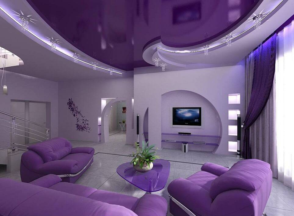 Какой натяжной потолок лучше, глянцевый или матовый?
