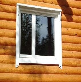 Установка деревянных окон своими руками: правила и технология