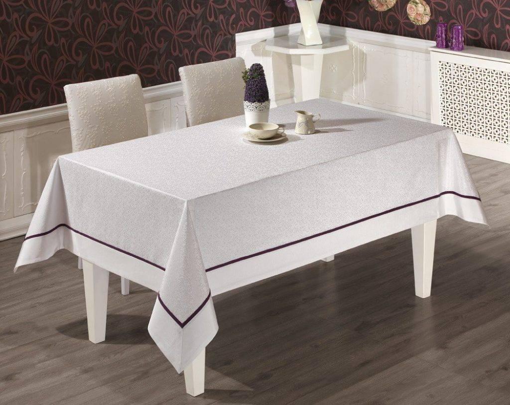 Жидкое стекло на стол: плюсы и минусы силиконовой скатерти
