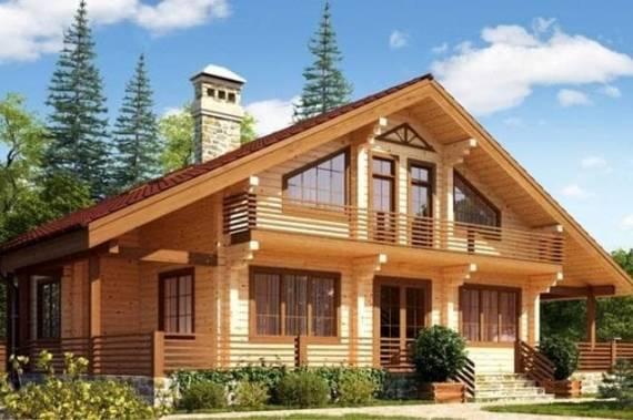 Дом из клееного бруса: отзывы владельцев домов - экопроблем