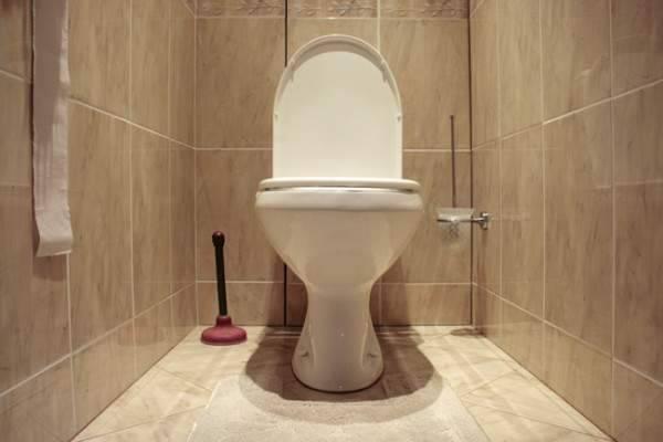 Как сделать ремонт туалета своими руками