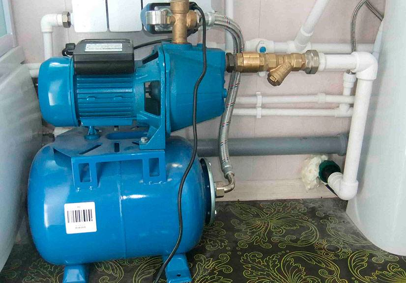 Бесшумные насосные станции водоснабжения для частного дома