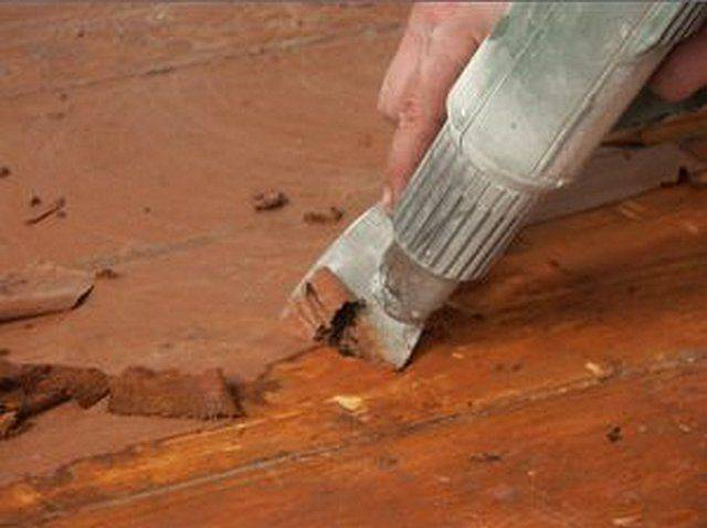 Чем можно покрасить деревянные полы в квартире: обзор материалов
