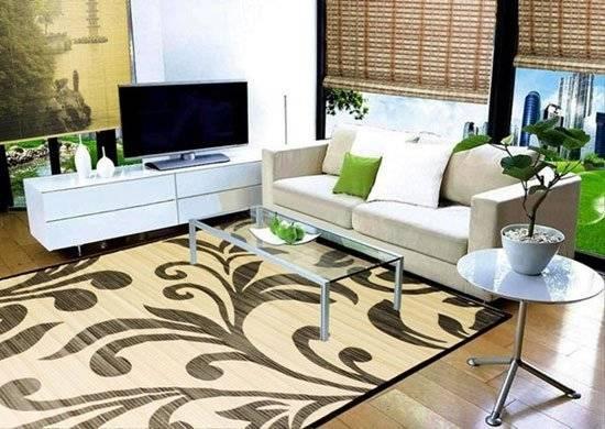Пушистые ковры, мягкие мохнатые модели с длинным ворсом на пол для гостиной