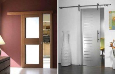 Преимущества межкомнатных раздвижных дверей в интерьере квартиры, устройство двери